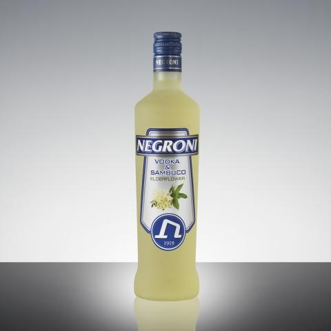 Negroni Vodka & Enderflower