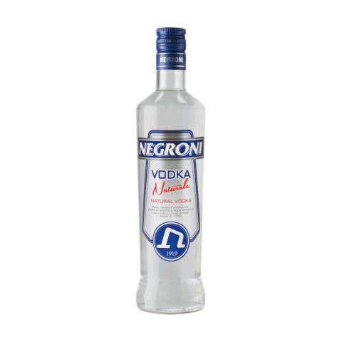 Negroni Natural Vodka
